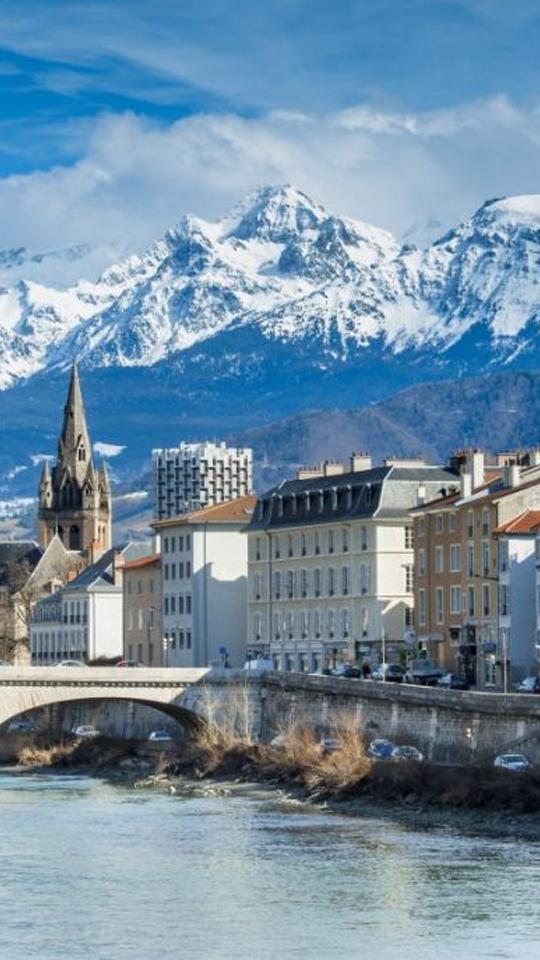 ville Grenoble KeeSeeK